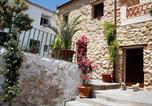 Location vacances Castellar de Santiago - Holiday home Calle Atalaya 1-1