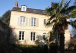 Hôtel Honfleur - Chambres d'Hôtes Rosebud Honfleur-4