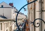 Location vacances Angers - Bel appartement avec balcon en centre ville-2