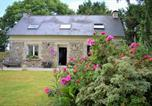 1 of 2 Country Holiday Home at St Emilion Braz, Carhaix 10 minutes
