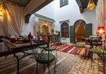 Hôtel Marrakech - Riad dar El Arsa-4