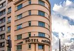 Hôtel Levallois-Perret - Best Western Plus Hôtel Mercedes Arc de Triomphe-3