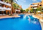 Hôtel San Juan de los Terreros - Aparthotel Parque Tropical-1