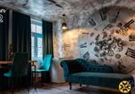 Hôtel Dürnstein - Living instyle-3