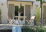 Hôtel Mollans-sur-Ouvèze - Maison d'hôtes La Sidoine au Mont-Ventoux-4