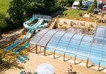 Camping avec Piscine Marcillac-Saint-Quentin - Camping Le Val d'Ussel-2