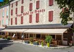 Hôtel Ispagnac - Grand Hotel De France-2