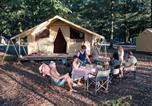 Camping avec Chèques vacances Sarthe - Huttopia Lac de Sillé-3