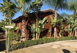 Location vacances La Lantejuela - Cabaña de madera El Oasis del Palomar-1