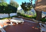 Location vacances Ligurie - Modern Holiday Home with Sea View in Ventimiglia-3