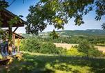 Camping avec Piscine Rieupeyroux - Huttopia Pays de Cordes sur Ciel-2