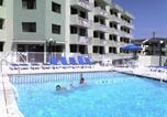 Hôtel Wildwood - Diplomat Beach Club-3