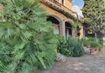 Location vacances Sant Andreu de Llavaneres - Medieval tower & villa by the sea-3