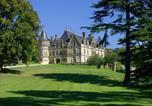 Hôtel Noizay - Château De La Bourdaisière-1