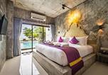 Hôtel Ao Nang - Maneetel Krabi Beachfront-4