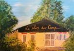 Location vacances  Eure-et-Loir - Hebergements le Camp d'Auneau - Le Clos du Camp-1
