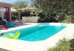 Location vacances Conca - Villa Segalinu-4