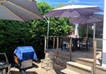Location vacances Le Cannet - Cannes Villa de charme piscine privée / jardin-4