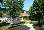 Camping Saint-Avit-Rivière - Camping Les Jardins de l'Abbaye-2