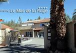 Camping avec Piscine Vias - Camping Le Mas de la Plage-1