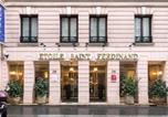 Hôtel 4 étoiles Neuilly-sur-Seine - Hotel Etoile Saint Ferdinand by Happyculture-2
