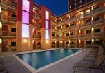 Hôtel Atlantic City - Clarion Inn