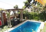 Location vacances Pineda de Mar - Ref. 214. Casa Rembrandt-1