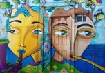 Location vacances Valparaíso - Hostal Maison de la Mer-3