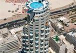 Hôtel Tel Aviv - Isrotel Tower Hotel
