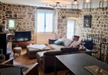 Location vacances Burzet - Gorgeous Stone House in the heart of Ardeche-1