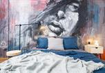 Location vacances Sofia - Central Art Loft, Free Parking-2