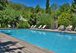 Camping Isolabona - Les Cent Chênes-1