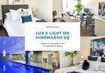 Location vacances Hahndorf - ★Lux 2br on Hindmarsh Sq★-1