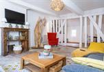 Location vacances Honfleur - Le Baldaquin / Les Suites Romantiques Honfleur-3