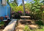 Hôtel Mũi Né - Eva Hut Mui Ne Beach Hostel-3