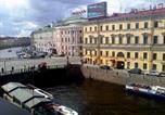 Hôtel Saint-Pétersbourg - Residence Moika River-2