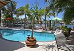 Hôtel Fort Myers - Manatee Bay Inn-1