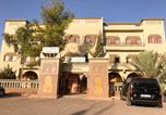 Hôtel Maroc - Hôtel Zaghro-1