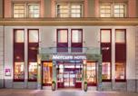 Hôtel Vienne - Mercure Wien Zentrum-3