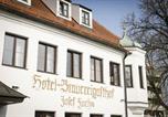 Hôtel Stadtbergen - Hotel-Brauereigasthof Josef Fuchs-2