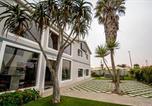 Hôtel Swakopmund - Sea View Backpackers-1