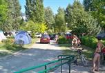 Camping avec Piscine Saint-Maurice-de-Gourdans - Camping Ile de la Comtesse-2