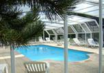 Camping avec Piscine Siouville-Hague - Camping Le Fanal-4