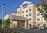 Hôtel Laredo - Fairfield Inn & Suites Laredo-1