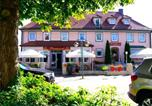 Location vacances Ulm - Hotel Garni Promenade-1