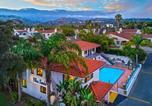 Hôtel Santa Barbara - Blue Sands Inn-1