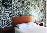 Hôtel Chetumal - Casa Shiva Bacalar-4