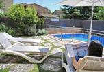 Location vacances Cornellà de Terri - Mata Villa Sleeps 5 with Pool and Air Con-4