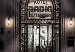 Hôtel Orcines - Hôtel Radio-3