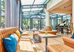 Hôtel Burghaslach - Allee Hotel-4